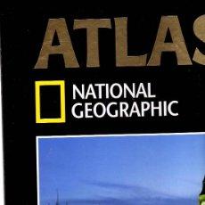 Libros de segunda mano: ATLAS NATIONAL GEOGRAPHIC Nº1 EUROPA. Lote 5385220