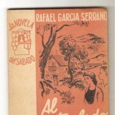 Libros de segunda mano: AL OTRO LADO DEL RÍO .-RAFAEL GARCÍA SERRANO. Lote 9920048
