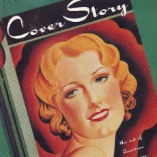Libros de segunda mano: COVER STORY. THE ART OF AMERICAN MAGAZINE COVERS 1900-1950. Lote 15554267