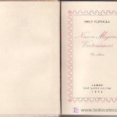 Libros de segunda mano: NUEVE MUJERES VICTORIANAS DE PHILLIP GUEDALLE.EDITOR,JOSÉ JANES 1946. Lote 22501423
