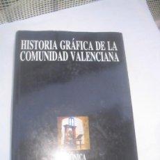 Libros de segunda mano: HISTORIA GRAFICA DE LA COMUNIDAD VALENCIANA. CRÓNICA DEL AÑO 1987. EP-596. Lote 19385630