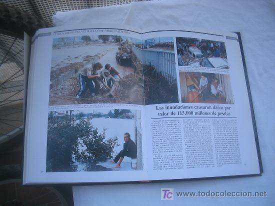 Libros de segunda mano: Historia Grafica de la Comunidad Valenciana. Crónica del año 1987. EP-596 - Foto 2 - 19385630
