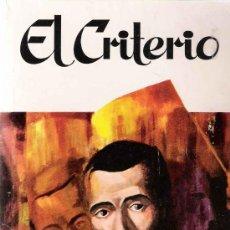 Libros de segunda mano: EL CRITERIO / JAIME BALMES. Lote 27273576