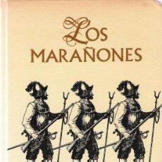 Libros de segunda mano: LOS MARAÑONES / JOSÉ MARÍA MORENO ECHEVARRÍA. Lote 24625621