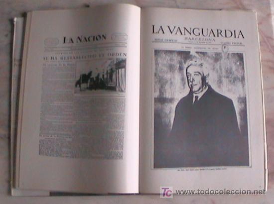 Libros de segunda mano: INTERESANTE LIBRO PARA COLECCIONISTAS DE PERIODICOS ESPAÑA PRIMERA PLANA - Foto 2 - 26950849