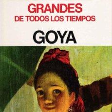 Libros de segunda mano: GOYA. Lote 27273584