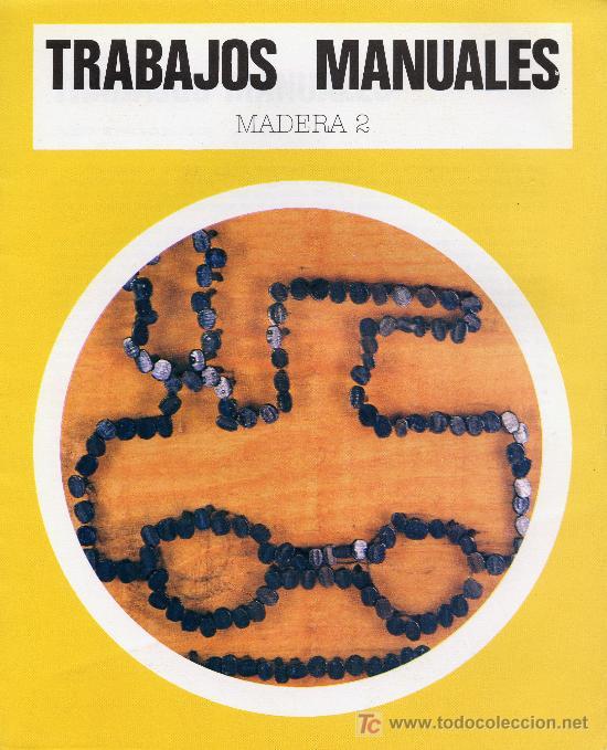 Trabajos manuales madera 2 salvatella comprar en - Trabajos manuales de madera ...