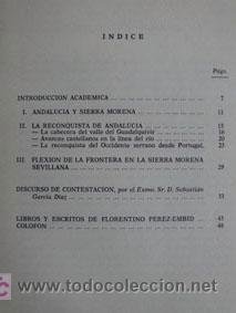 Libros de segunda mano: Castilla y Portugal en la Sierra de Aracena : discurso... / Florentino Pérez-Embid - Foto 2 - 21702674