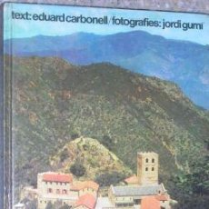 Libros de segunda mano: EL ROMANIC CATALA. FOTOS, JORDI GUMI.L4063. Lote 5829260