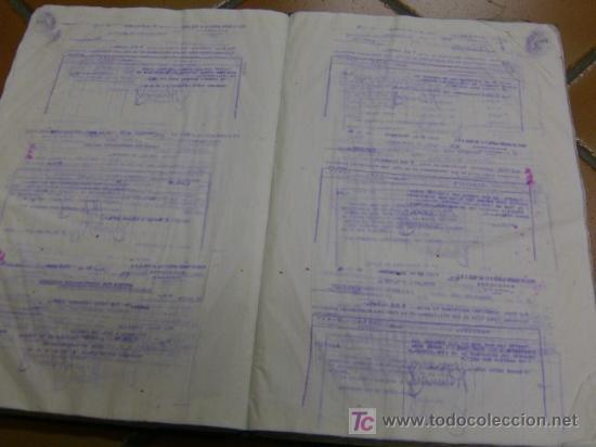 Libros de segunda mano: LIBRO COPIADOR DE CARTAS DE LA FIRMA HIJOS DE SIMEON VIGO AÑO 1951 - PERFECTO + INFO - Foto 3 - 23185092