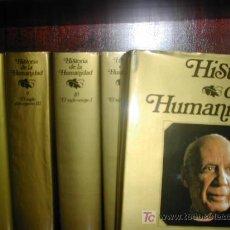 Libros de segunda mano: HISTORIA DE LA HUMANIDAD (PLANETA). Lote 27127840