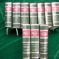 Libros de segunda mano: COLECCION PREMIOS PLANETA 1952 AL 1984. 10 TOMOS. . Lote 26898389
