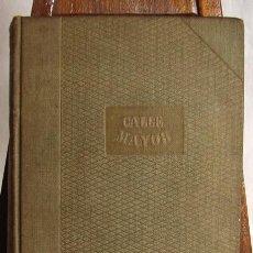 Libros de segunda mano: CALLE MAYOR, POR SINCLAIR LEWIS, PRIMERA EDICION EN ESPAÑOL, 1948.. Lote 26505920