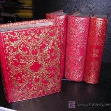 Libros de segunda mano: COLECCION AGUILAR DE LUJO, ( 4 VOLS ), VICENTE BLASCO IBAÑEZ, OBRAS COMPLETAS, 1972 MADRID. Lote 22344704