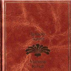 Libros de segunda mano: MARIONA REBULL / IGNACIO AGUSTÍ. Lote 22395783