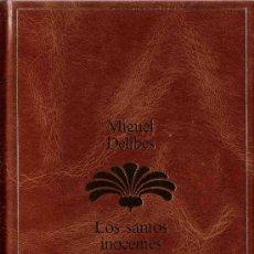 Libros de segunda mano: LOS SANTOS INOCENTES / MIGUEL DELIBES. Lote 22518180