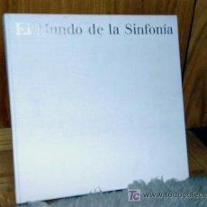 Libros de segunda mano: EL MUNDO DE LA SINFONIA 1973. Lote 26353206