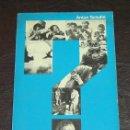 Libros de segunda mano: ¿VALE LA PENA VIVIR? - ANTON SCHULTE - EVANGELISMO EN ACCION 1976. Lote 6234706