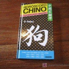 Libros de segunda mano: HOROSCO CHINO . Lote 6344890