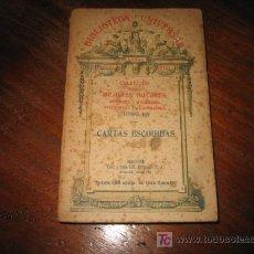 Gebrauchte Bücher - CARTAS ESCOGIDAS - 6354053