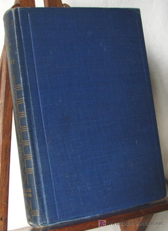 BABBITT, POR SINCLAIR LEWIS, PREMIO NOBEL. 1951 (Libros de Segunda Mano (posteriores a 1936) - Literatura - Otros)
