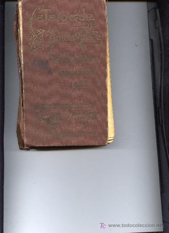 CATALOGUE DE TIMBRES POSTE (Libros de Segunda Mano - Ciencias, Manuales y Oficios - Otros)