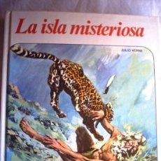 Libros de segunda mano: LA ISLA MISTERIOSA - 1983. Lote 15886936