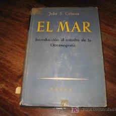 Libros de segunda mano: EL MAR . Lote 9713811