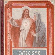 Libros de segunda mano: CATECISMO DE LA SANTÍSIMA VIRGEN. EDELVIVES.. Lote 13847002