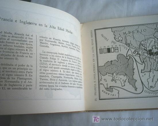 Libros de segunda mano: ANTIGUO ATLAS Y SINTESIS DE HISTORIA UNIVERSAL (ver fotos) - Foto 4 - 27508417