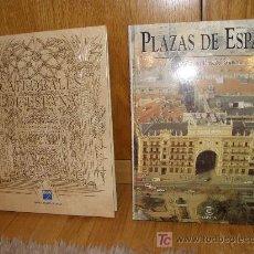 Libros de segunda mano: OPORTUNIDAD PLAZAS DE ESPAÑA Y CATEDRALES DE ESPAÑA. Lote 27392660