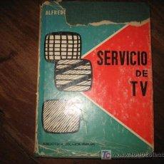 Libros de segunda mano: SERVICIO DE TELEVISION . Lote 6588826