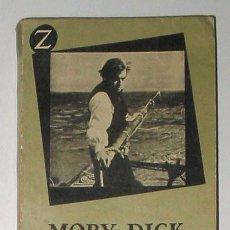 Libros de segunda mano: MOBY DICK POR HERMAN MELVILLE. NOVELA.. Lote 111677602