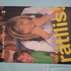Libros de segunda mano: NO EM RATLLIS!. COSES DE GRANS VISTES PER NENS.. Lote 6653263