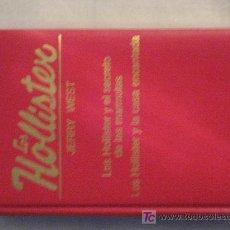 Libros de segunda mano: LOS HOLLISTER Y EL SECRETO DE LAS MARMOTAS // LOS HOLLISTER Y LA CASA ENCANTADA; DE JERRY WEST. Lote 6703674
