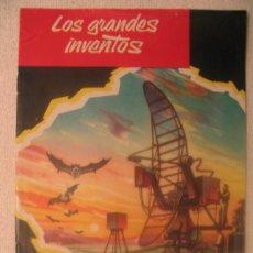 Libros de segunda mano: LOS GRANDES INVENTOS - FASCICULO Nº 2. Lote 6705645