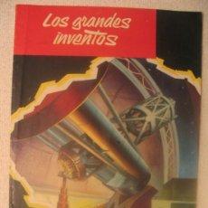 Libros de segunda mano: LOS GRANDES INVENTOS - FASCICULO Nº 8. Lote 6706121