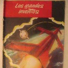 Libros de segunda mano: LOS GRANDES INVENTOS - FASCICULO Nº 11. Lote 6706487