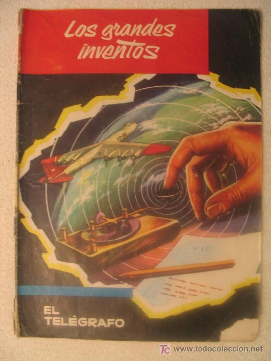 LOS GRANDES INVENTOS - FASCICULO Nº 12 (Libros de Segunda Mano - Ciencias, Manuales y Oficios - Otros)