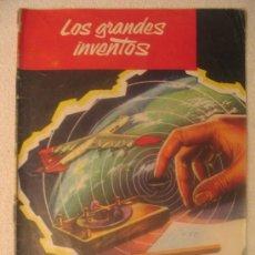 Libros de segunda mano: LOS GRANDES INVENTOS - FASCICULO Nº 12. Lote 6706756