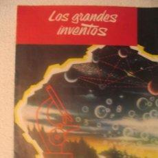 Libros de segunda mano: LOS GRTANDES INVENTOS - FASCICULO Nº 15. Lote 6706881