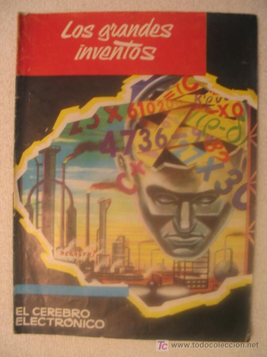 LOS GRANSDES INVENTOS - FASCICULO Nº 13 (Libros de Segunda Mano - Ciencias, Manuales y Oficios - Otros)