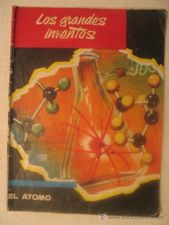 LOS GRANDES INVENTOS - FASCICULO Nº 9 (Libros de Segunda Mano - Ciencias, Manuales y Oficios - Otros)