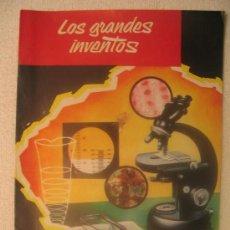 Libros de segunda mano: LOS GRANDES INVENTOS - FASCICULO Nº 14. Lote 6707075