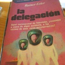 Libros de segunda mano: LA DELEGACIÓNRAINER ERLER. Lote 6829617