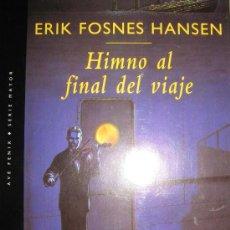 Libros de segunda mano: TITANIC HIMNO AL FINAL DEL VIAJE. Lote 33002214
