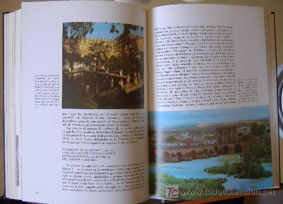 Libros de segunda mano: HISTORIA DE ANDALUCIA. ED. CUPSA-PLANETA 1980 - 8 TOMOS - Foto 3 - 26771079