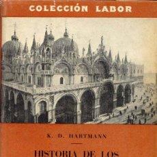 Libros de segunda mano: HISTORIA DE LOS ESTILOS ARTÍSTICOS.. Lote 6963497