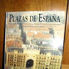 Libros de segunda mano: PLAZAS DE ESPAÑA. Lote 26353196