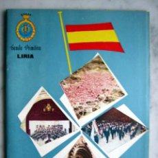 Libros de segunda mano: BANDA PRIMITIVA LIRIA, 1965. Lote 27016842
